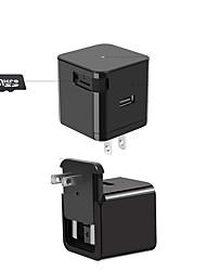 Недорогие -Мини-камера 1080p Wi-Fi адаптер зарядное устройство с камерой ночного видения обнаружения движения в режиме реального времени дома или в офисе с нами