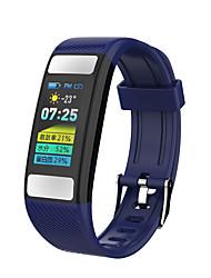 billige -c33 0,96 tommer smart armbånd hjerterytme sovedetektion armbånd vandtæt