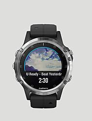Недорогие -GARMIN® Garmin fenix5 Plus Мужчина женщина Смарт Часы Android iOS WIFI Bluetooth Водонепроницаемый Сенсорный экран GPS Пульсомер Измерение кровяного давления ЭКГ + PPG