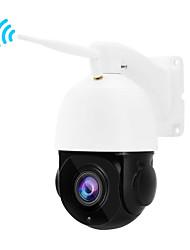Недорогие -Ptz ip-камера 2-мегапиксельная камера Super HD HD 1920 * 1080 пикселей с панорамированием / наклоном 30-кратный зум скорость купола 360 ° открытый WiFi&Поддержка беспроводной безопасности камеры