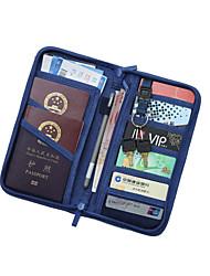 billige -Bagasjeorganisator / Passholder og ID-holder / Passlomme polyester / Nylon Vanntett / Støvtett / støtdemping عادي