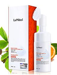 Недорогие -аминокислота чистящее средство для лица крем для мытья масла контроль ухода за кожей для снятия макияжа увлажняющий отбеливающий очищающий мусс 120 мл