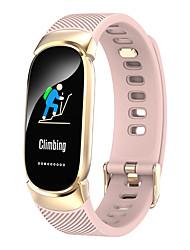 Недорогие -qw16 умный браслет bt фитнес-трекер поддержка уведомлять / монитор сердечного ритма водонепроницаемый спорт smartwatch совместимый ios / android телефоны
