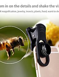 Недорогие -универсальный клип 12x зум сотовый телефон телескоп объектив телеобъектив внешний смартфон объектив камеры для iphone samsung huawei