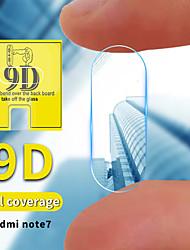 Недорогие -xiaomiscreen protectorxiaomi 9se / 9 / 8lite / 8 / redmi note 7pro / 7 9d touch совместимая передняя панель&усилитель; назад&усилитель; протектор объектива камеры 2 шт. закаленное стекло