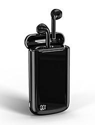 billige -LITBest LX-A-1 TWS True Wireless Hodetelefon Trådløs EARBUD Bluetooth 5.0 Med mikrofon