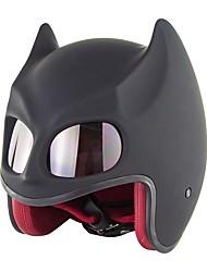 billige -soman sm560 motorsykkelhjelm halv ansikt batman stil mlxl størrelse nyhet motorsykkelhjelmer