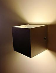 halpa -1kpl 10w: n sisäinen led-seinävalaisin moderni ylös- ja alaspäin alumiininen seinävalaisin makuuhuoneen eteisen portaikkojen sisustamiseen ja valaistukseen 85-265v