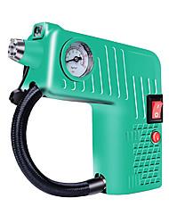 Недорогие -Многофункциональный воздушный насос для автомобильной линии 3 м, электрический 12 В, 80 Вт, портативный воздушный насос