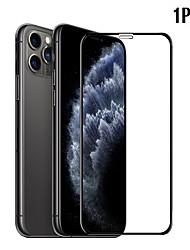 Недорогие -защитная пленка для Apple iphone 11 pro max / xs max / xr / x / 8 7 6s 6 plus / 5 закаленное стекло-защитная пленка высокой четкости (hd) / 9h твердость / 2,5d изогнутый край