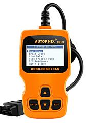 Недорогие -autophix om123 obd2 eobd может ручной анализатор двигателя считыватель кода инструмент автоматического сканирования автомобильный сканер