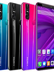 """Недорогие -CECT X27+ 5.8 дюймовый """" 3G смартфоны ( 512MB + 4GB 8 mp MediaTek 6580A 4000 mAh mAh )"""