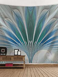 Недорогие -Цветы / Классика Декор стены 100% полиэстер Классика / Богемия Предметы искусства, Стена Гобелены Украшение