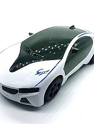 Недорогие -LED освещение Транспорт Автомобиль Мерцание утонченный Мягкие пластиковые Детские Универсальные Игрушки Подарок 1 pcs