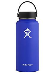 billige -kolbe standard munnvannflaske, flex cap - flere farger