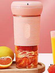 billige -Drikkeglas fruktjuicer kopp bærbar Plast og Metall Bærbar Fritid / hverdag