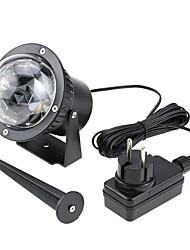 Недорогие -1шт 3 W Свет газонные Свет проектора Разные цвета 12 V Уличное освещение / двор 1 Светодиодные бусины