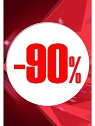 Tot 90% korting
