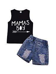 ชุดเสื้อผ้าเด็กผู้ชาย
