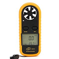 tanie Testery i detektory-Anemometr benetech gm816 0-30m / s ABS wyświetlacz LCD