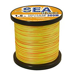 cheap Fishing Lines-300M / 330 Yards PE Braided Line / Dyneema / Superline Fishing Line 80LB / 75LB / 65LB