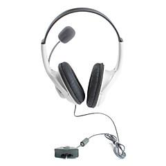 billiga Xbox 360-tillbehör-Kabel Hörlurar Till Xlåda 360 ,  Hörlurar PVC 1 pcs enhet