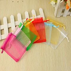 チュール製☆巾着袋(24個セット)