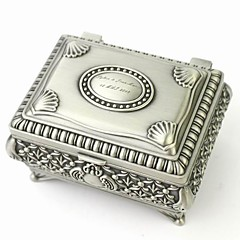cheap Jewelry Boxes-Personalized Gorgeous Zinc Alloy Vintage Women's Jewelry Holders