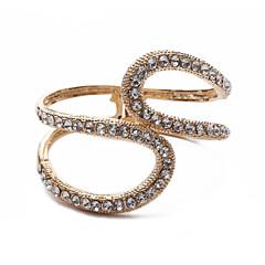 cheap Bracelets-Women's Rhinestone Alloy Jewelry Party Anniversary Birthday Gift Daily Costume Jewelry