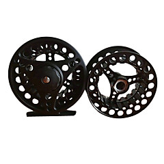 cheap Fishing Reels-Fishing Reel Fly Reels 1:1 Gear Ratio+3 Ball Bearings Exchangable Left-handed Right-handed Fly Fishing