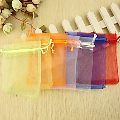 Creative Organza Favor Holder With Favor Bags-24 Wedding Favors