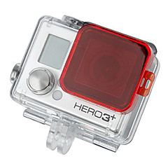 tanie Akcesoria do GoPro-Filtr do soczewki Dla Action Camera