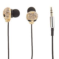 billiga Headsets och hörlurar-JND-085 I öra Kabel Hörlurar Plast Mobiltelefon Hörlur headset