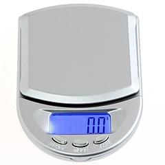 tanie Wagi-Mini LCD cyfrowy kieszonkowy Skala diamentowa biżuteria