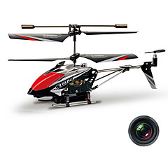 billige RC Helikopter-SYMA S107C 3,5 Channel Build-in Gyro RC Helikopter med kamera
