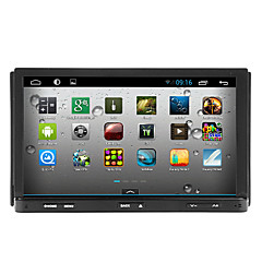 "Android 6.0 7""2 Din in Dash Car DVD Player GPS Navi BT WIFI"