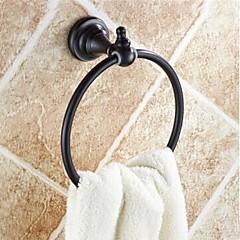 olcso -Törülközősín Jó minőség Antik Sárgaréz 1 db - Hotel fürdő törölköző gyűrű