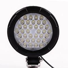 連城®7」108W 9〜32Vの高輝度LEDワークライトオフロード用、UTV、ATV