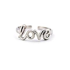 tanie Piercing-Damskie Biżuteria Pierścień na palec Stop Gold Silver Inne Unikalny Miłość Modny minimalistyczny styl Europejski Biżuteria kostiumowa Na