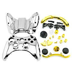 cheap Xbox 360 Accessories-Replacement Housing Case & Accesories for Xbox 360 Controller