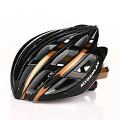 mysenlan 24 aberturas de PC + eps integralmente moldado capacete ciclismo
