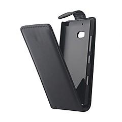 billige Telefoner og nettbrett-Etui Til Nokia Nokia Lumia 930 Etui Nokia Flipp Heldekkende etui Helfarge Hard PU Leather til