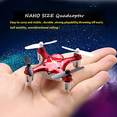 billige Fjernstyrte quadcoptere og multirotorer-SYMA X12 Nano Explorers 2.4G 4CH 6 Axis RC Quadcopter RTF