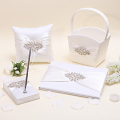 cheap Wedding Collection Sets-Floral Theme Holiday Classic Theme Collection Set Gifts Others 53 Dice Satin Others