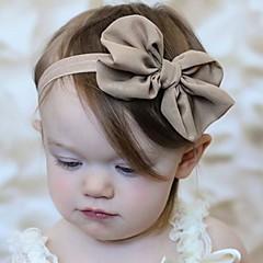 tanie Akcesoria dla dzieci-Brzdąc Dla dziewczynek Szyfon Akcesoria do włosów / Opaski na głowę