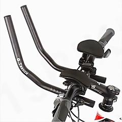 billiga Cykeldelar-Styre Fastnav Cykel / Mountainbike / Racercykel Cykel Aluminiumlegering Svart