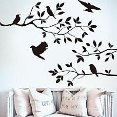 벽 스티커 동물의 벽 스티커 데코레이티브 월 스티커, 비닐 홈 장식 벽 데칼 벽