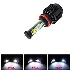 billiga LED-lampor för bil-Huvudlampa Bilar Vattentät 6000K/8000K/5000K H11