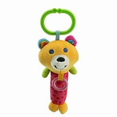 צעצועים ממולאים Bear סרט מצוייר צעצועים כלליים לבנים / לבנות קטיפה
