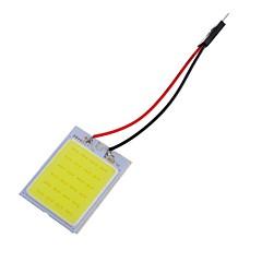 billige Interiørlamper til bil-SO.K Bil Elpærer 4W W COB lm 24 interiør Lights